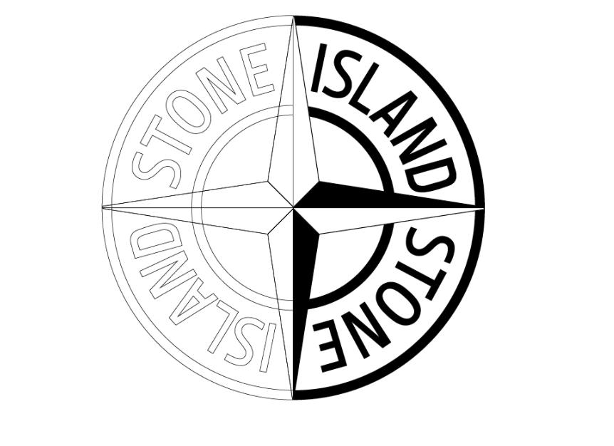 stone island collection - circle fashion