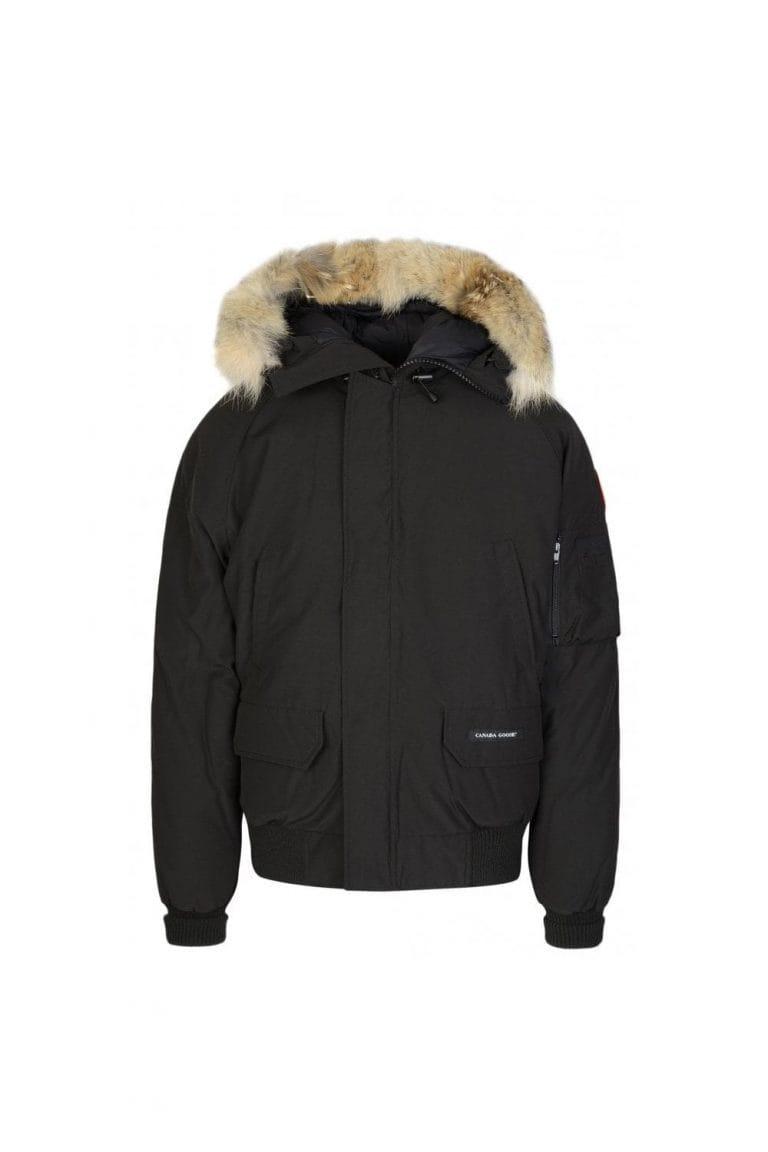 canada goose chilliwack bomber - circle fashion