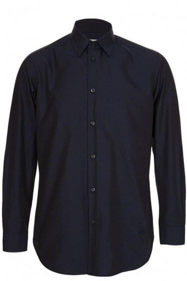 Vivienne Westwood One Button Shirt Navy