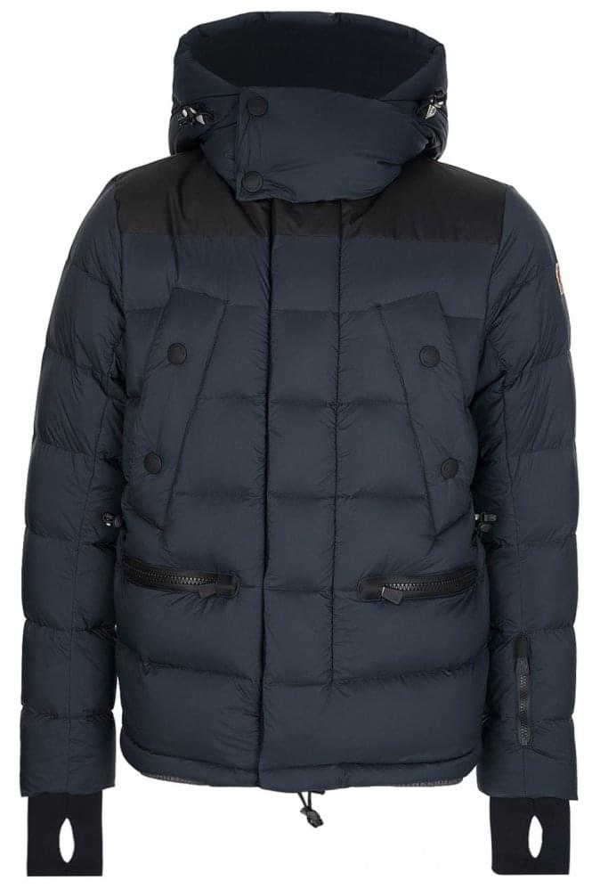MONCLER Grenoble Anchorage Jacket Navy