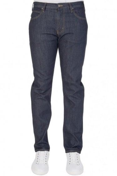 Armani J45 Slim Fit Dark Wash Jeans