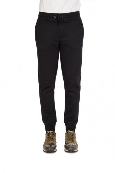 Armani Jeans Combination Item Joggers Black