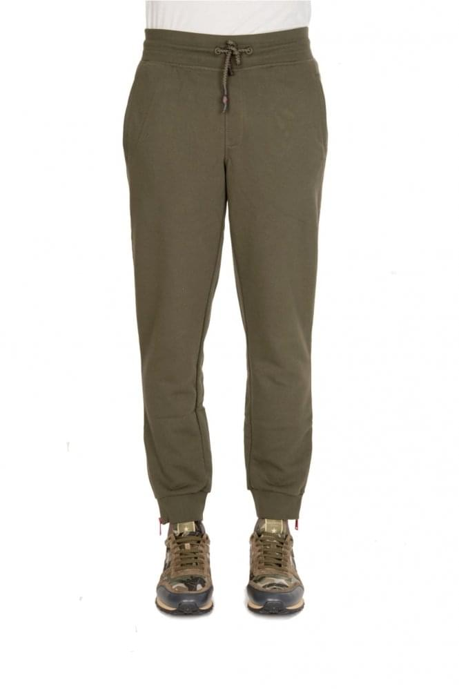 ARMANI Jeans Combination Item Joggers Khaki