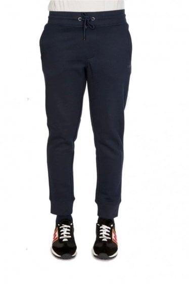 Armani Jeans Combination Item Joggers Navy