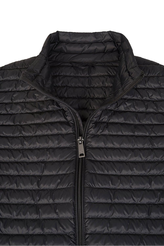 Armani jacket black gilet