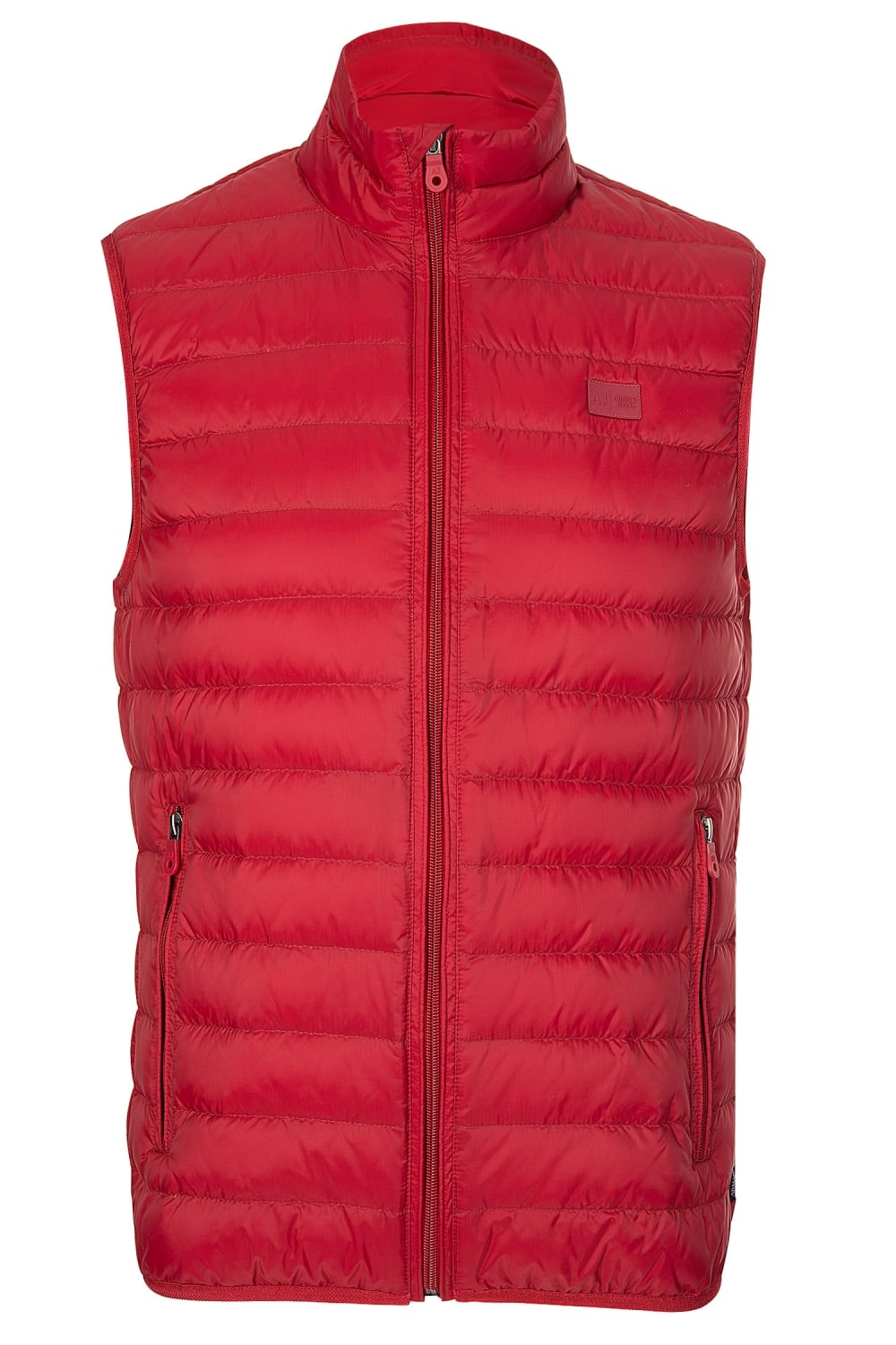 ARMANI Armani Jeans Down Gilet Red - Clothing from Circle Fashion UK 31bf52549431