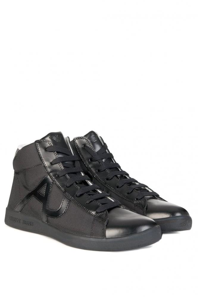 ARMANI Jeans High Top Sneaker