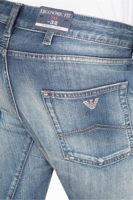 armani jean