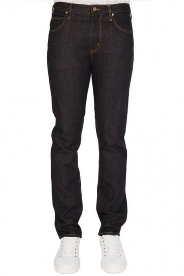 Armani Jeans J45 Slim Fit Dark Wash Jeans