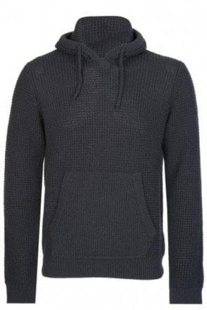 Armani Jeans Knit Pull Over Black
