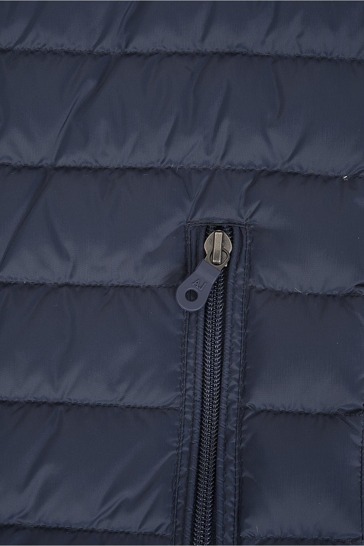 4ce8978f Jeans Lightweight Down Gilet Blue