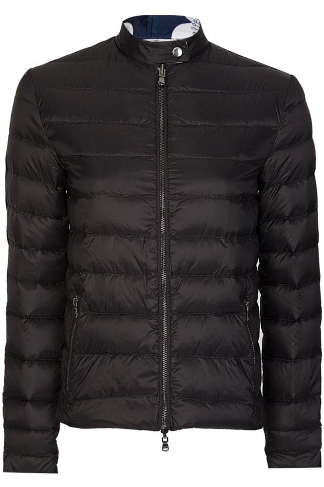 ARMANI Jeans Womens Lightweight Down Jacket