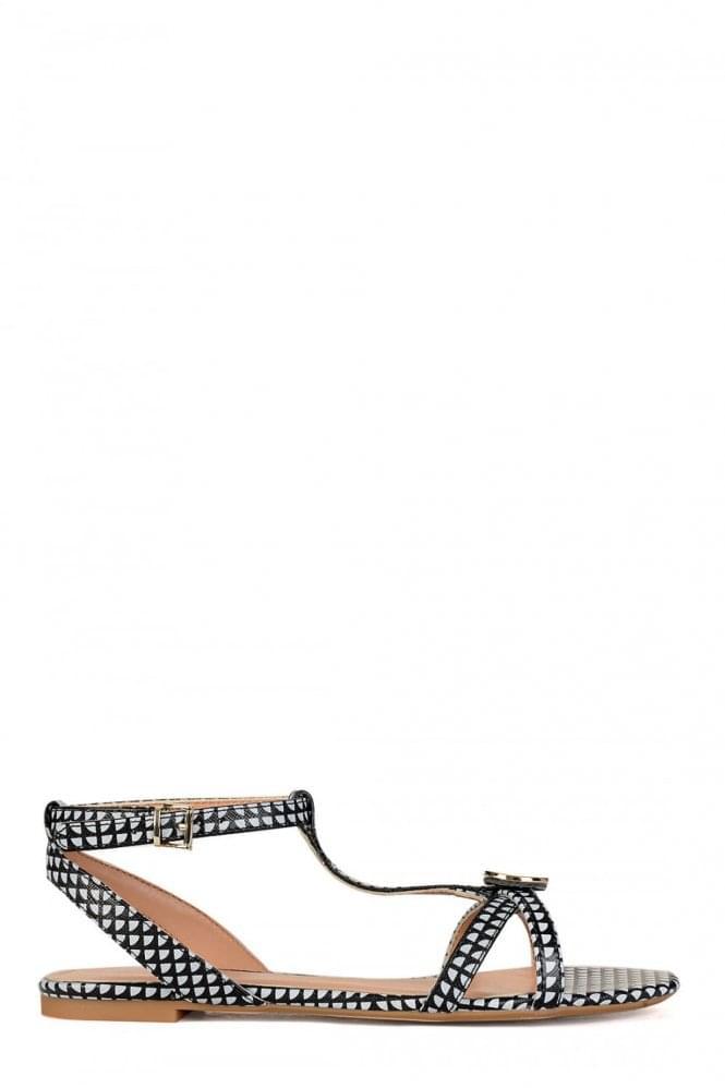 b065ecd1cc066 Armani Jeans Womens Sandals