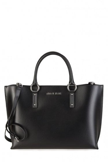Armani Jeans Women's Shopper Black
