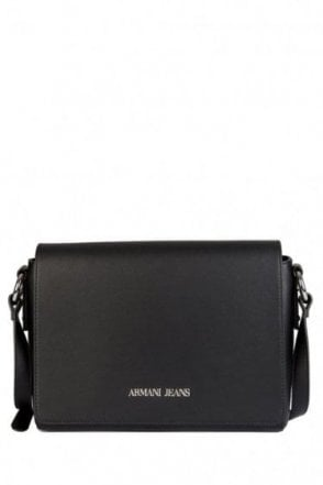 Armani Jeans Women's Shoulder Bag Black