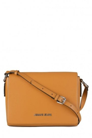 Armani Jeans Women's Shoulder Bag Tan