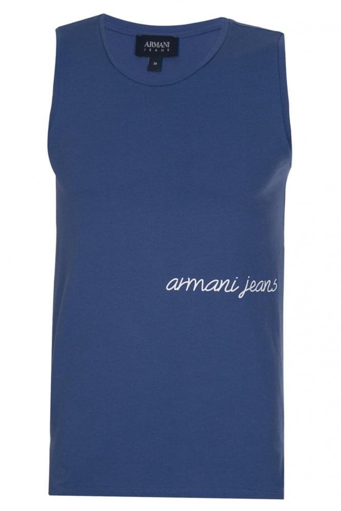 Armani-Jeans-Womens-Sleeveless-Tshirt