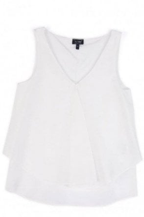 Armani Jeans Women's Sleeveless Top