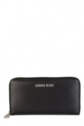 Armani Jeans Women's Wallet Black