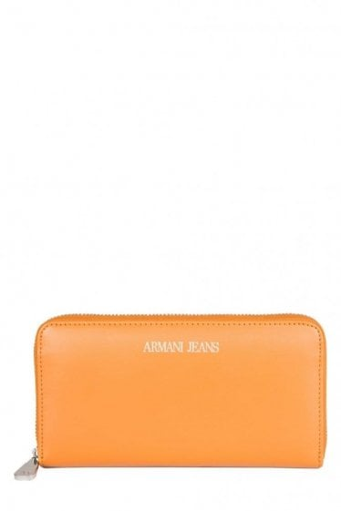 Armani Jeans Women's Wallet Tan