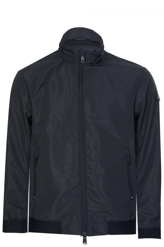armani-perforated-jacket-black
