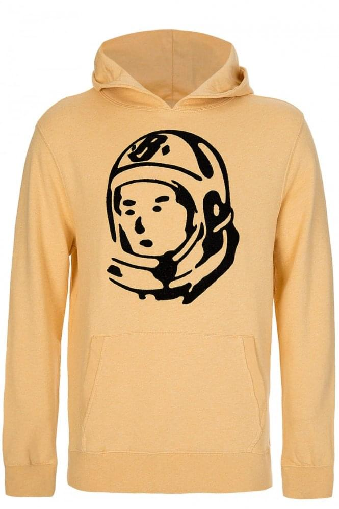 BILLIONAIRE BOYS CLUB Hooded Sweatshirt Yellow