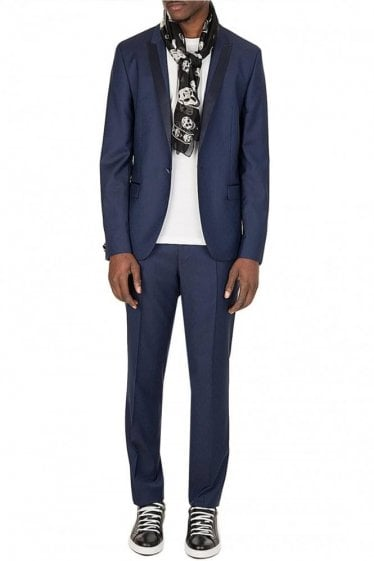 Hugo Boss Hamyln Suit Navy