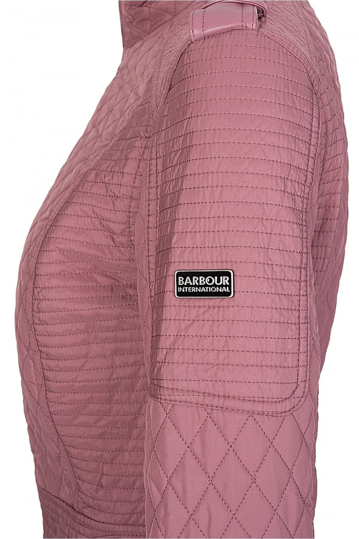 Women's barbour international extractor quilted jacket