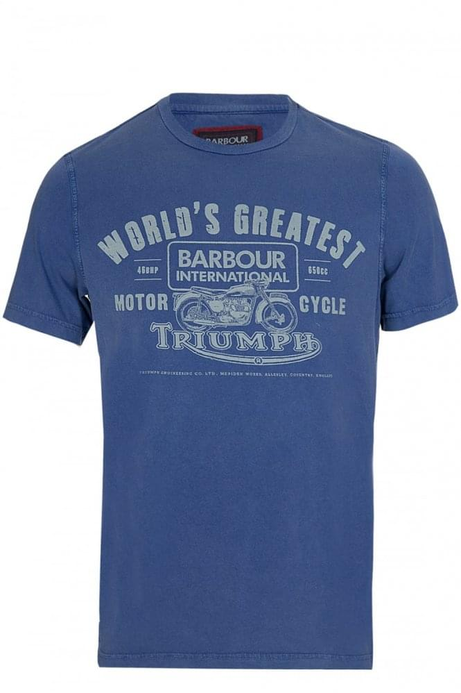 BARBOUR B.INTL TRANSMISSION TEE