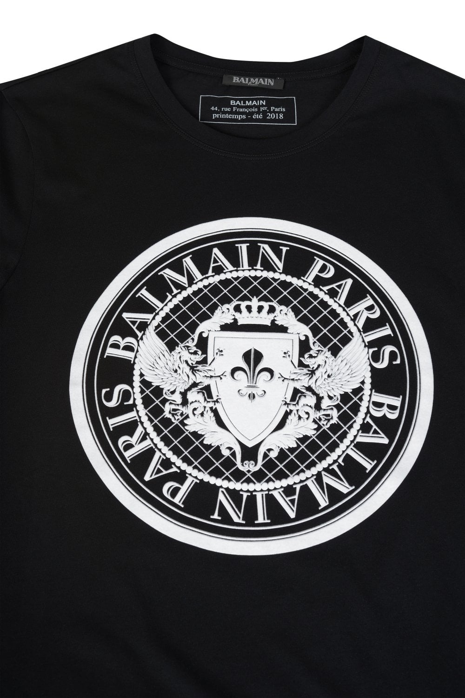 8c1fe16f BALMAIN BLAMAIN T-SHIRT - Clothing from Circle Fashion UK