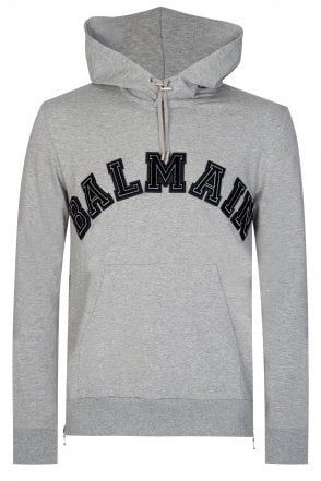 BALMAIN LOGO SWEAT