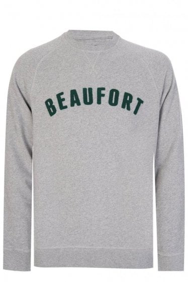 Barbour Affliate Sweatshirt Grey