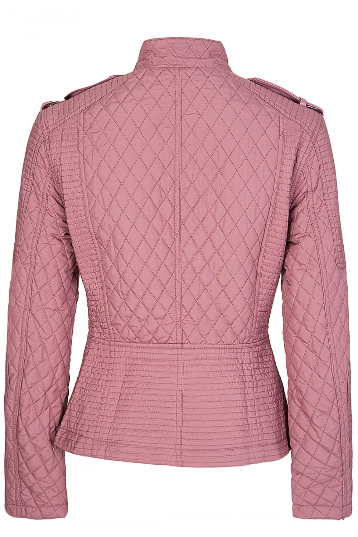 Pink Barbour Jacket