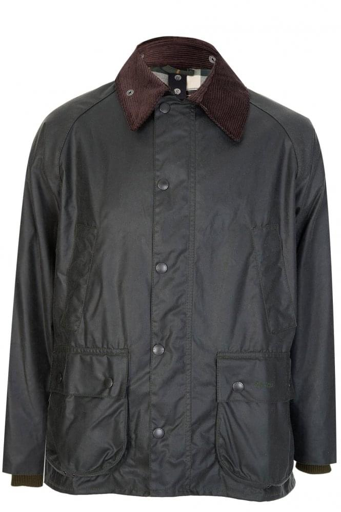 barbour-bedale-wax-jacket-sage