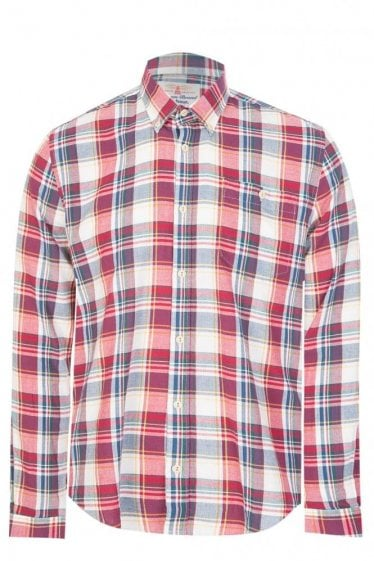 Barbour Checkered Slim Fit Oscar Shirt