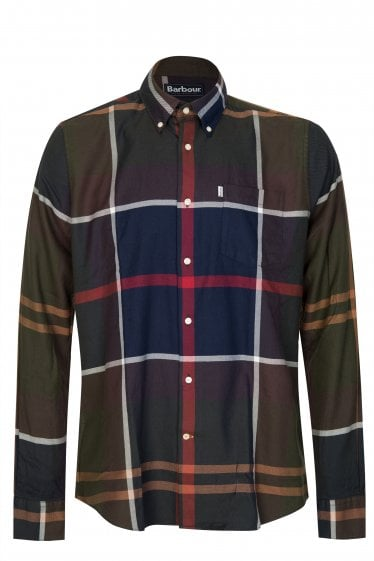 Barbour Dunoon Checked Shirt