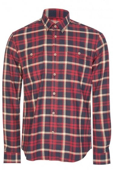 Barbour International Chain Shirt