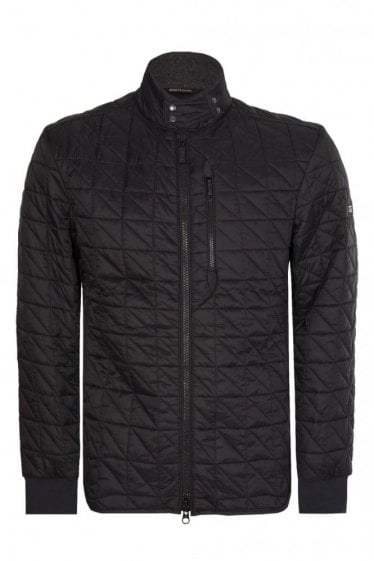 Barbour International Condenser Quilted Jacket