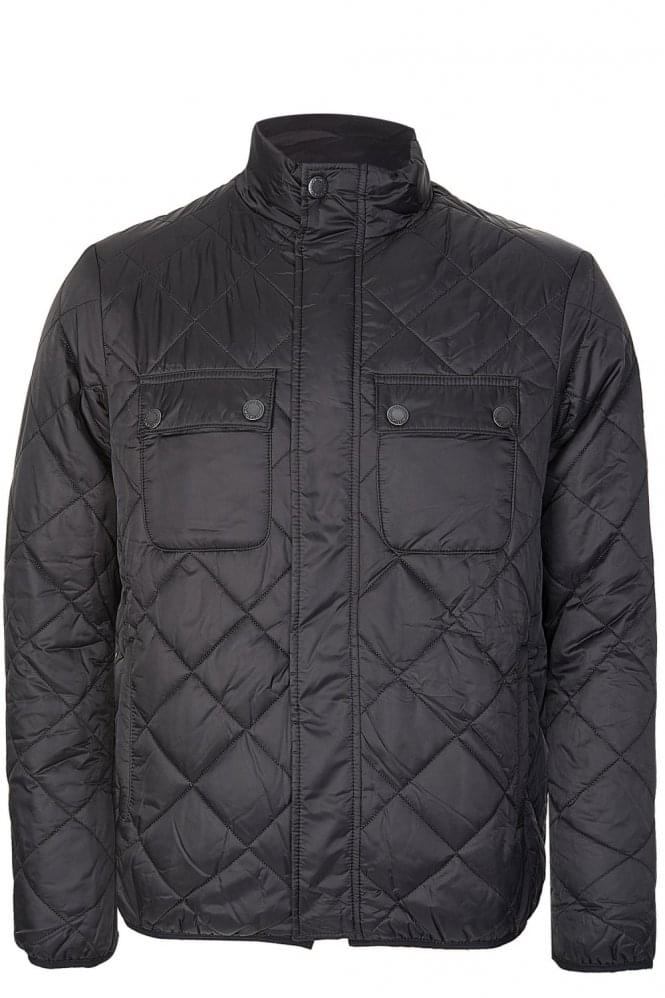 BARBOUR International Fairing Quilted Jacket