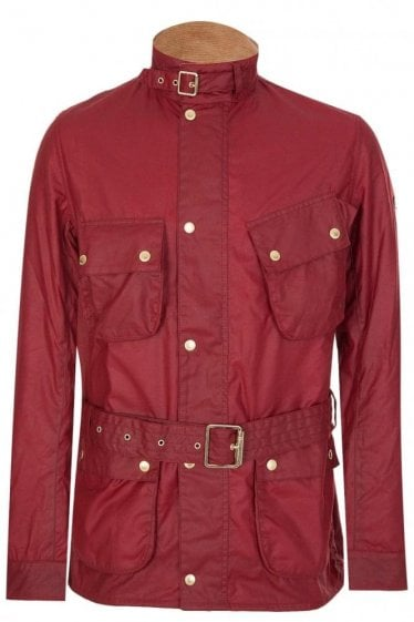 Barbour International Gauging Waxed Jacket