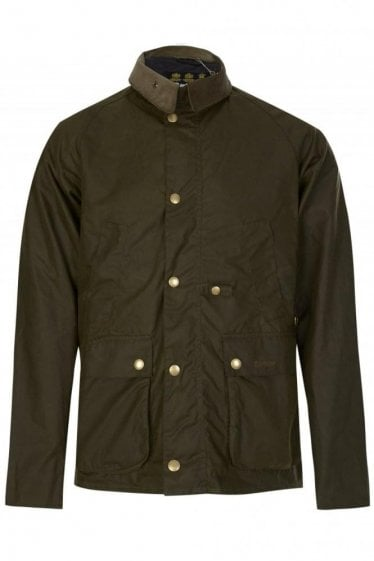 Barbour International Green Bedale