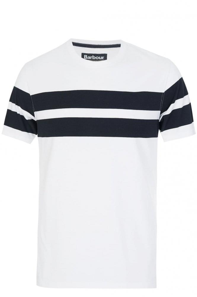 BARBOUR International Pembrey T-Shirt White