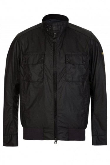 Barbour International Spec Waxed Jacket