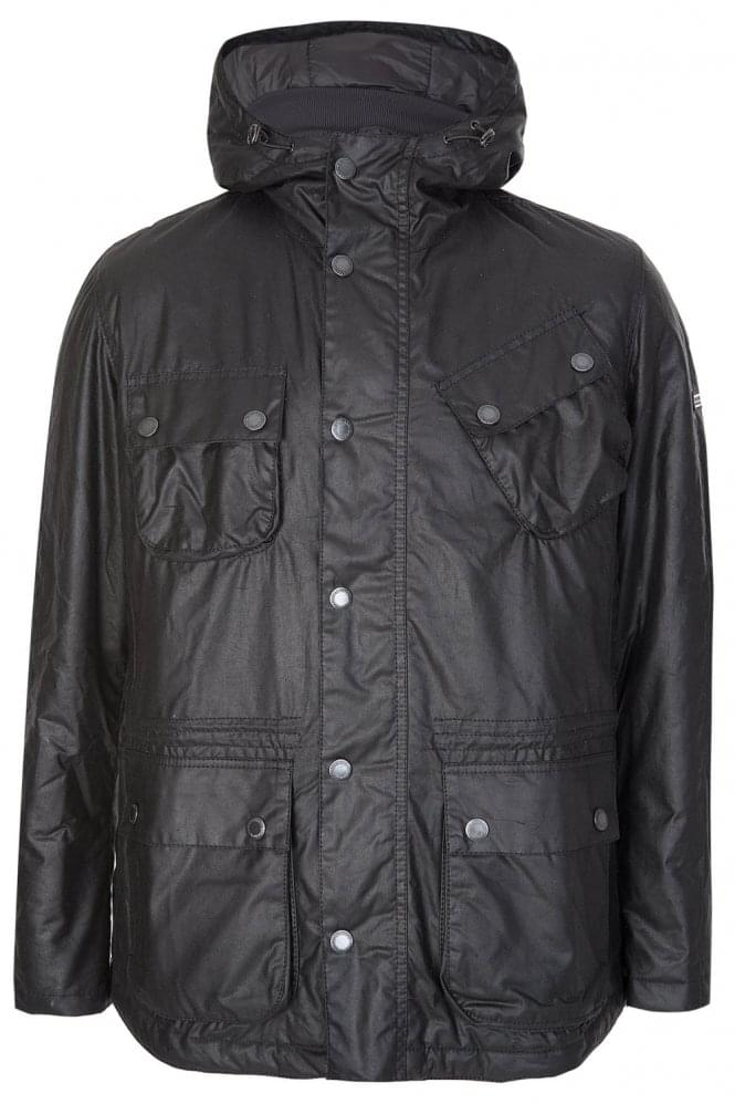 BARBOUR International Tech Wax Jacket