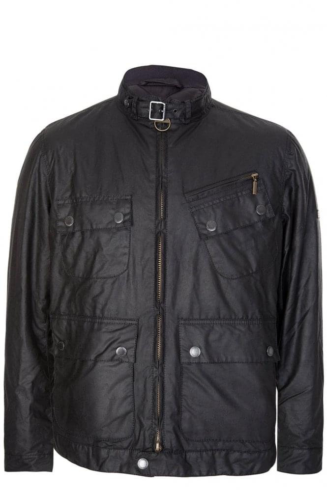 BARBOUR International V Four Wax Jacket