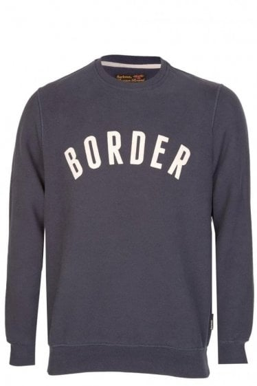 Barbour Millport Sweatshirt Navy