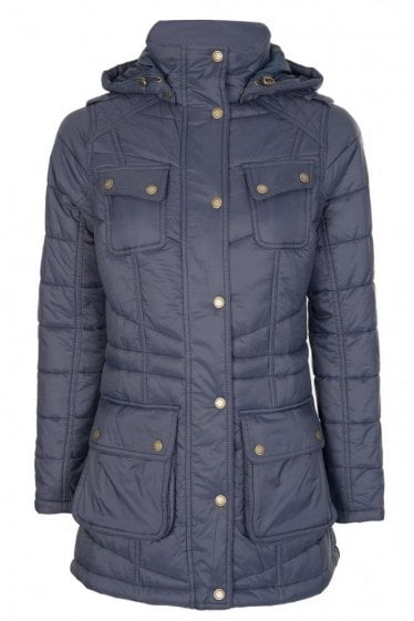 Barbour Women's Circlip Jacket Navy