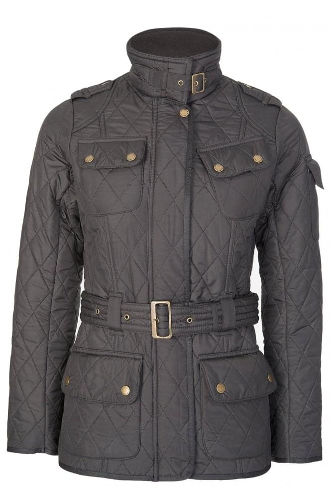 BARBOUR Women's Tourer Jacket Black