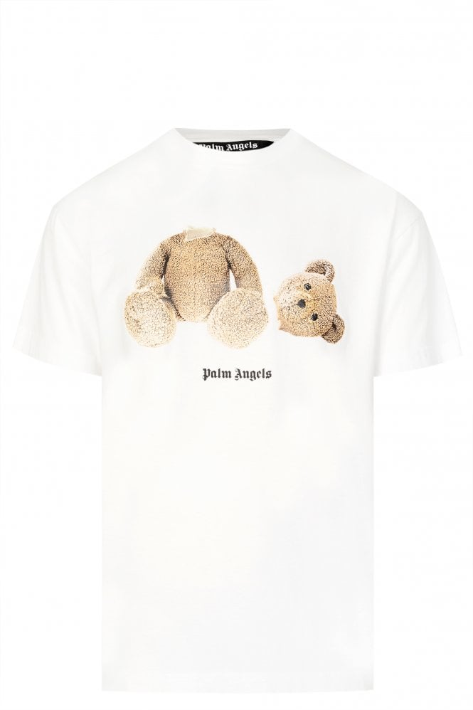 Bear-Print-Tshirt