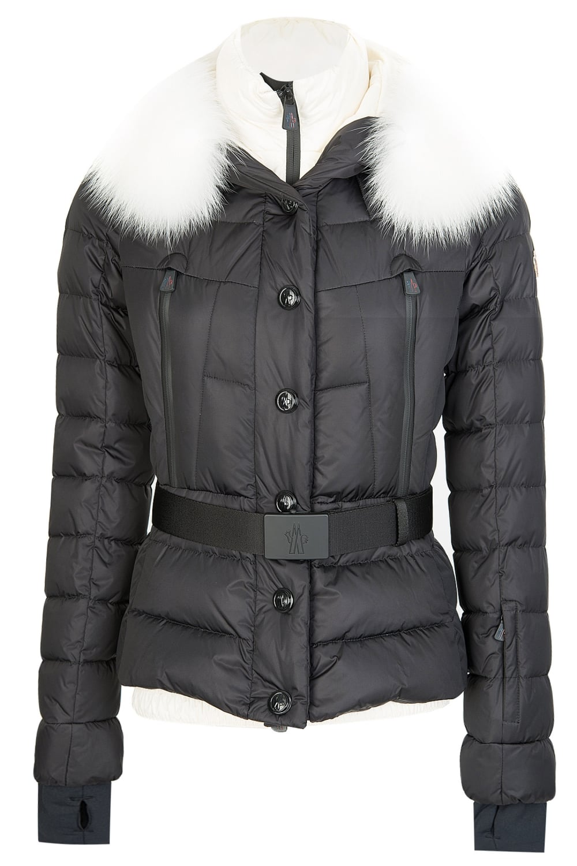 5db971842218 Moncler Greenbelt Beverly Jacket Black